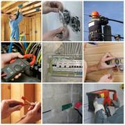 Вызов электрика в нежилые помещения:склад,  магазин,  офис