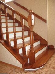 Строительство лестниц любой сложности в Орше,  Шклове